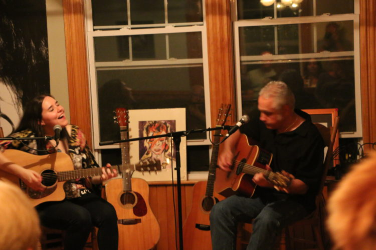 Stanstead House Concerts #37 #38 #39 – Amanda McCoy featuring Pandel Collaros